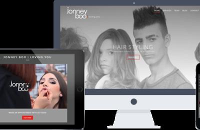 jonney boo hairdressers paphos